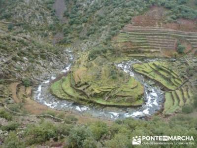 Las Hurdes: Agua y Paisaje;rutas valencia senderismo;senderismo almeria